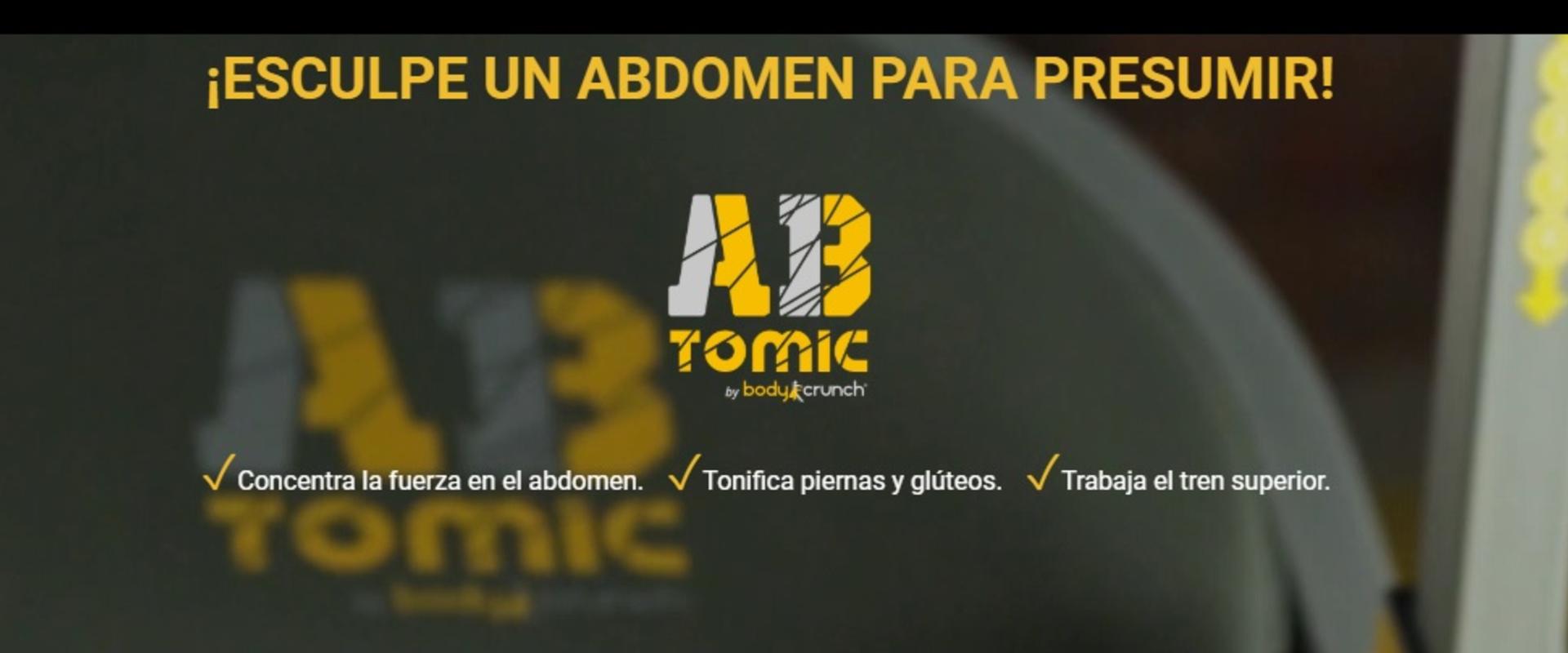 ¿Cómo registrarte en la página de AB Tomic?