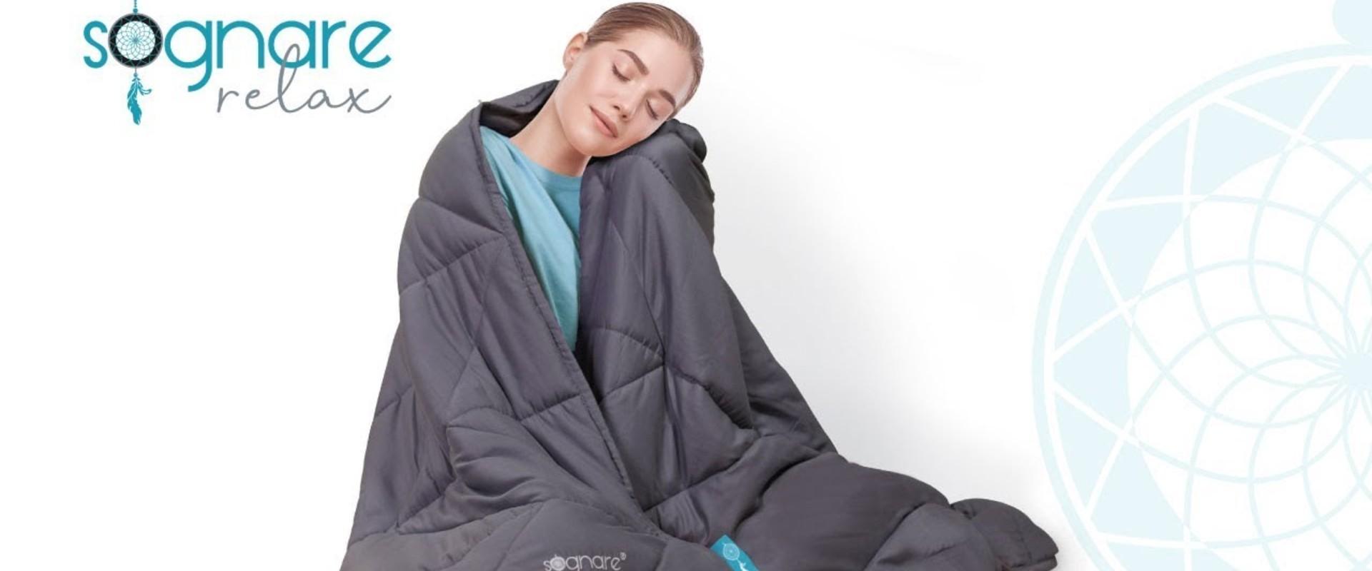 ¿Ya conoces la nueva manta Sognare Relax®?