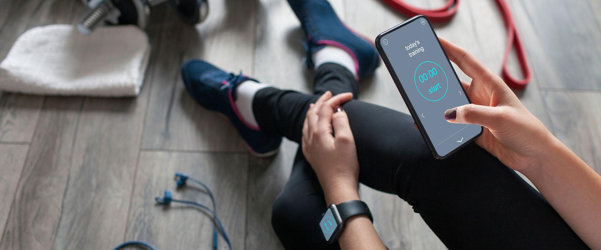 ¿Cuál es la mejor app para hacer ejercicio en casa?
