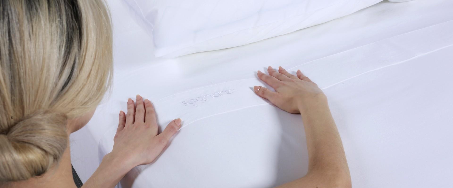 Descubre cómo hacer tu cama fácilmente con las Sábanas Sognare®