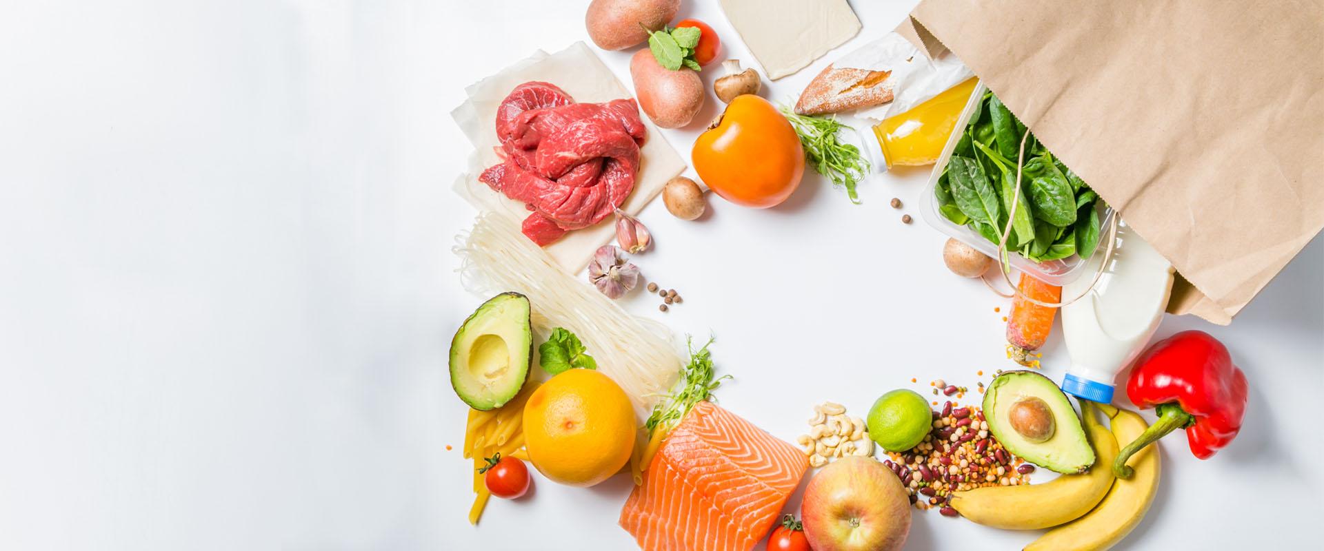 Beneficios de tener un plan de alimentación