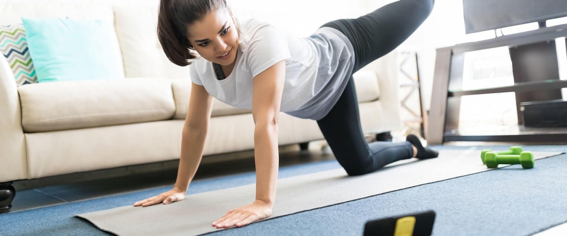 InovaFIT, ¿por qué hacer ejercicio en cuarentena?